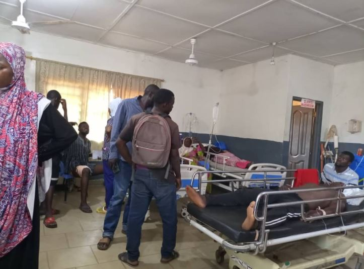 Ejura: Details of persons killed, injured during military and police clash with protesting youth
