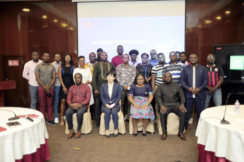 Huawei ICT Training (HIT) Program to boost Digital Economy - Huawei Ghana