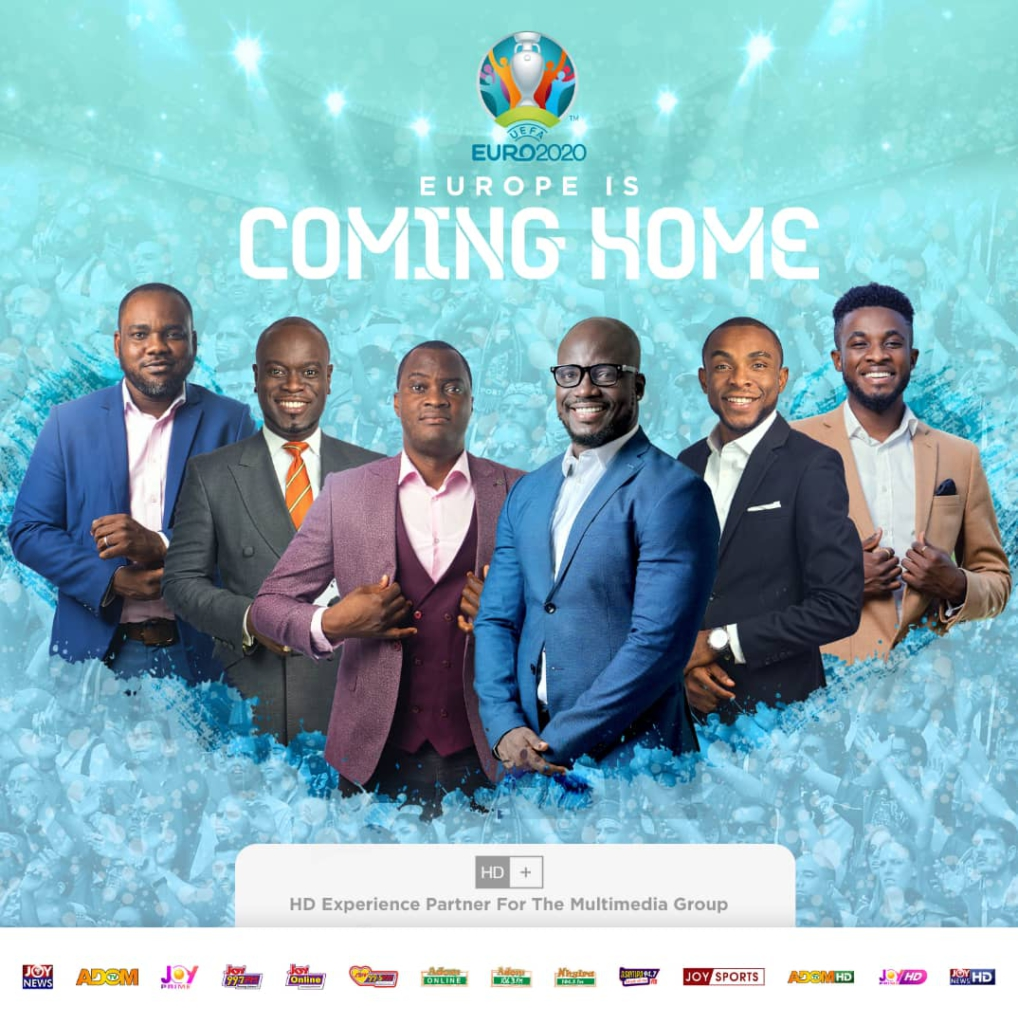 Stephen Appiah joins Multimedia Group's Euro 2020 coverage