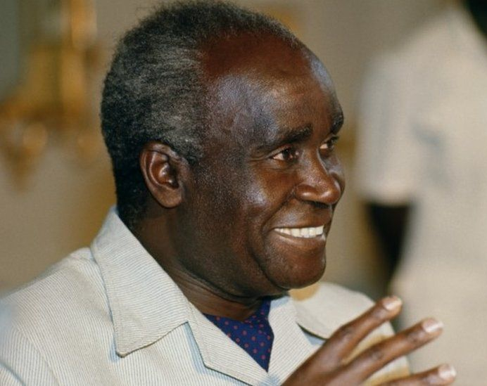 Zambia set for ex-president Kenneth Kaunda's burial on Wednesday ...
