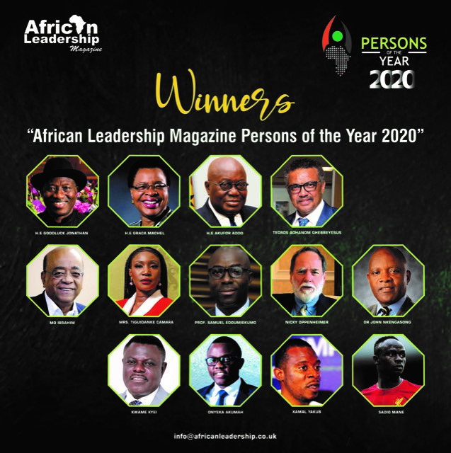 Dr. Kyei unveiled as African Energy Leader of Year
