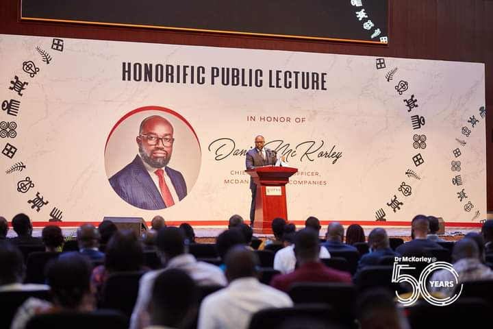 From Eric's Diary: Watching the Phenomenon, Dr Daniel Nii Nshia McKorley, from afar