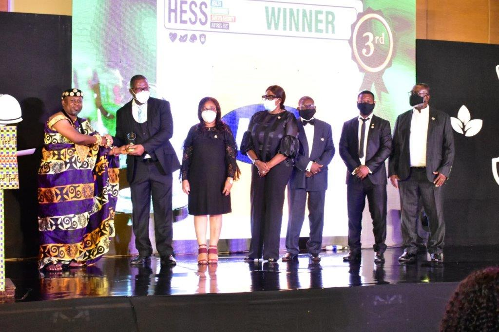 MTN Ghana recognised for its outstanding contributions to sustainable development