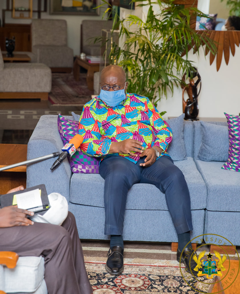Census 2021: Get involved and get counted - Akufo-Addo charges citizens