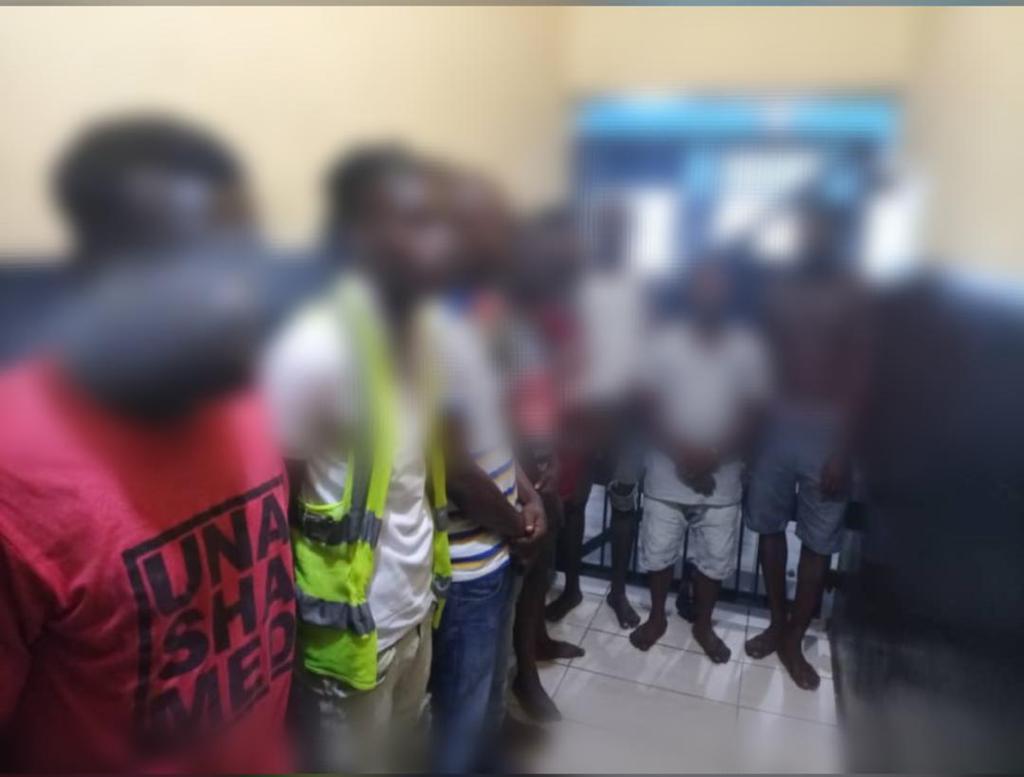 Bullion van attack: Police arrest 215 suspects in a swoop