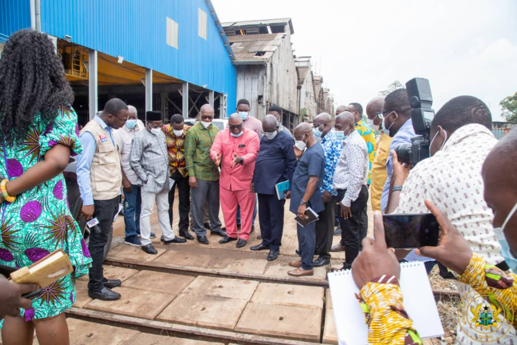 Support us to protect railway assets from theft – Government to Ghanaians