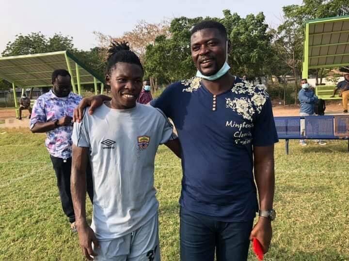GPL: Ibrahim Salifu wins player of the month for May