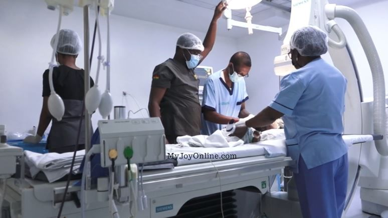 Euracare Advanced Diagnostics and Heart Centre provides free scans to Siamese twins conjoined at the head