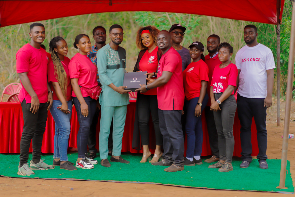 Vodafone Ghana Foundation marks World Sickle Cell Day with tree planting exercise