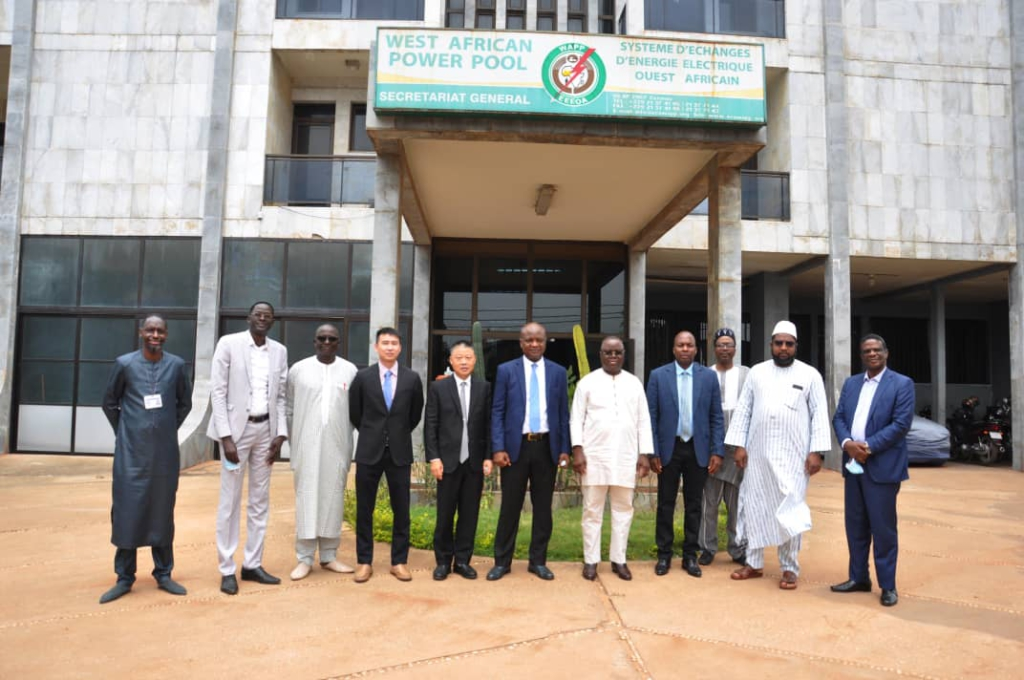 Togbe Afede XIV seeks cooperation with the West African Power Pool Secretariat in Benin