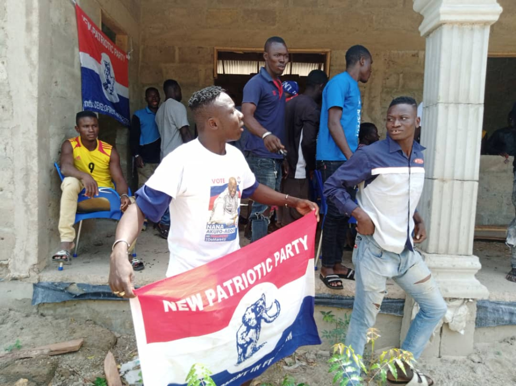 Bole needs a unifier, and development-oriented leader to administer district - Bole NPP youth to Akufo-Addo