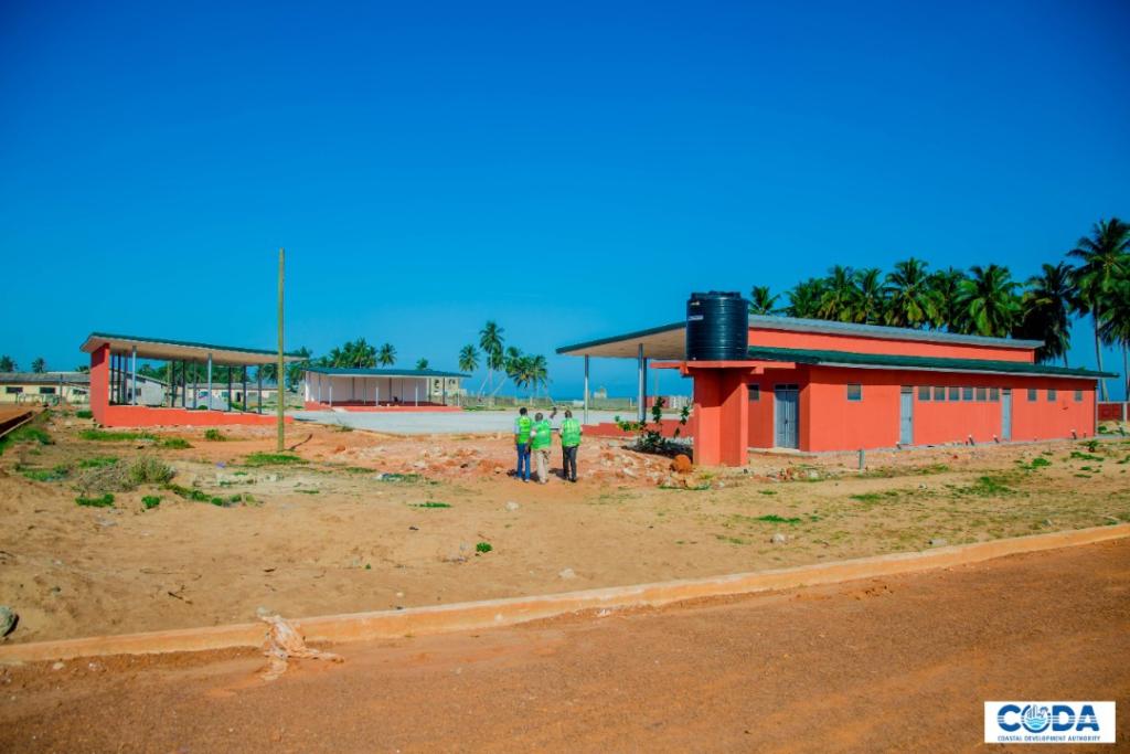 CODA completes victoria park durbar grounds