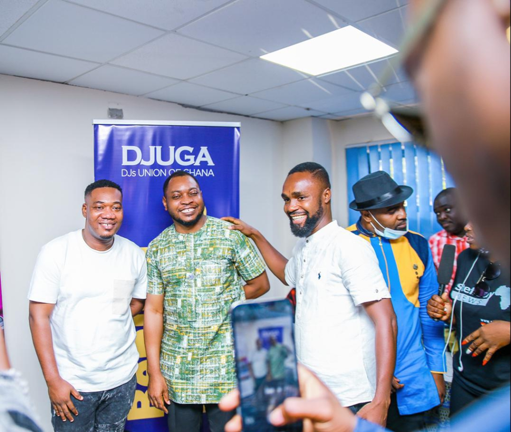 DJs' Union of Ghana officially launched