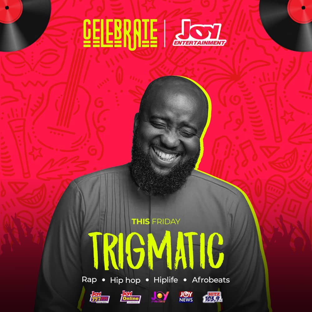 Joy Entertainment celebrates Trigmatic on June 4