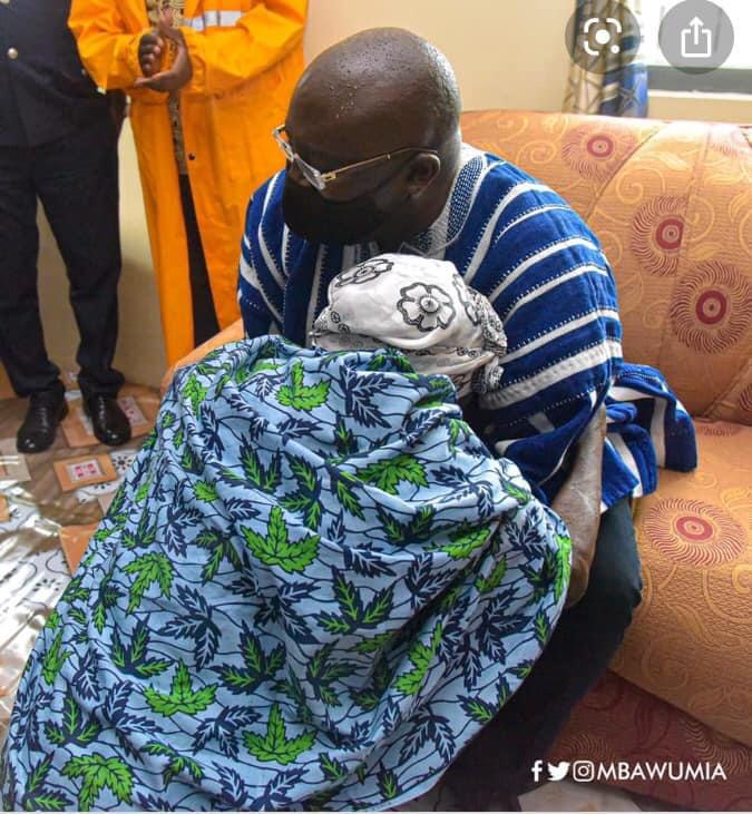 Dr. Issah Imoro: Compassionate Dr. Bawumia