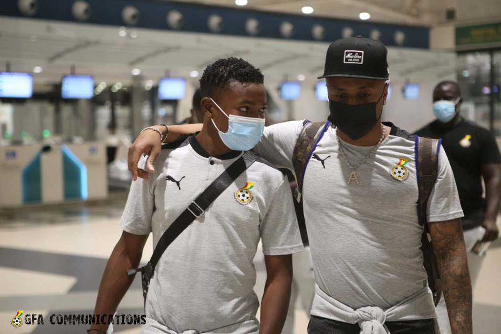CK Akonnor 'sacks Partey from Black Stars camp' - reports