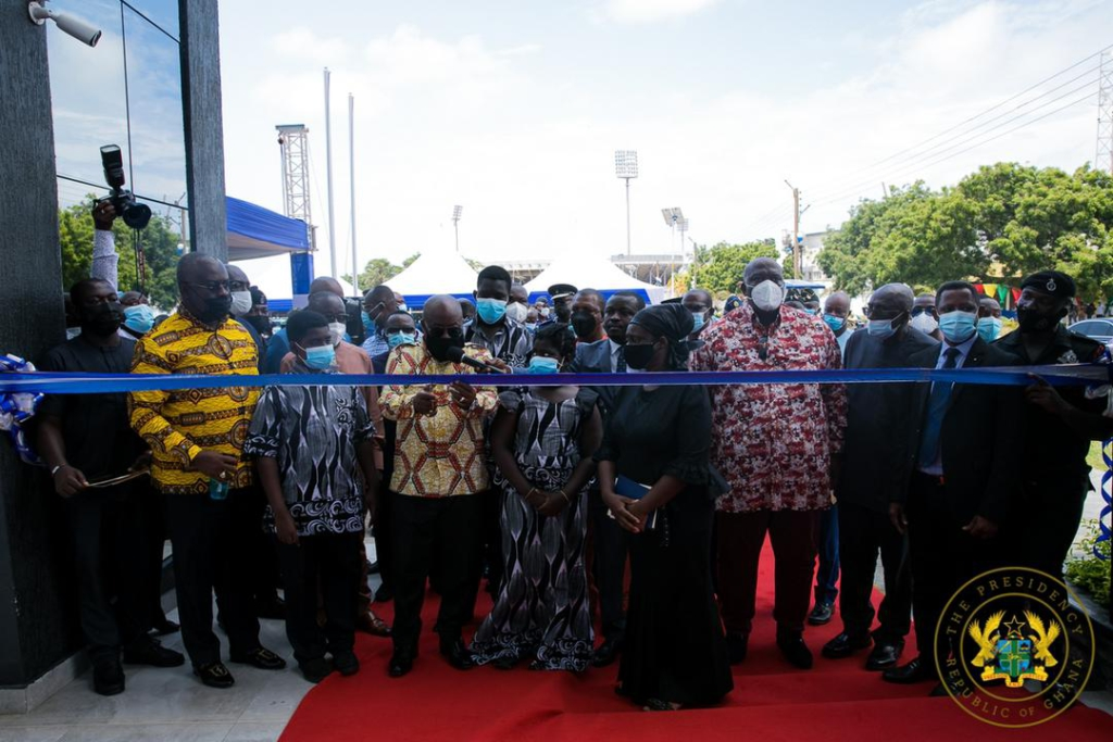 Akufo-Addo launches National Security Strategy