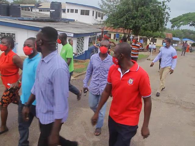 FUSSAG strike heats up, pregnant women, UCC Basic School pupils bear the brunt
