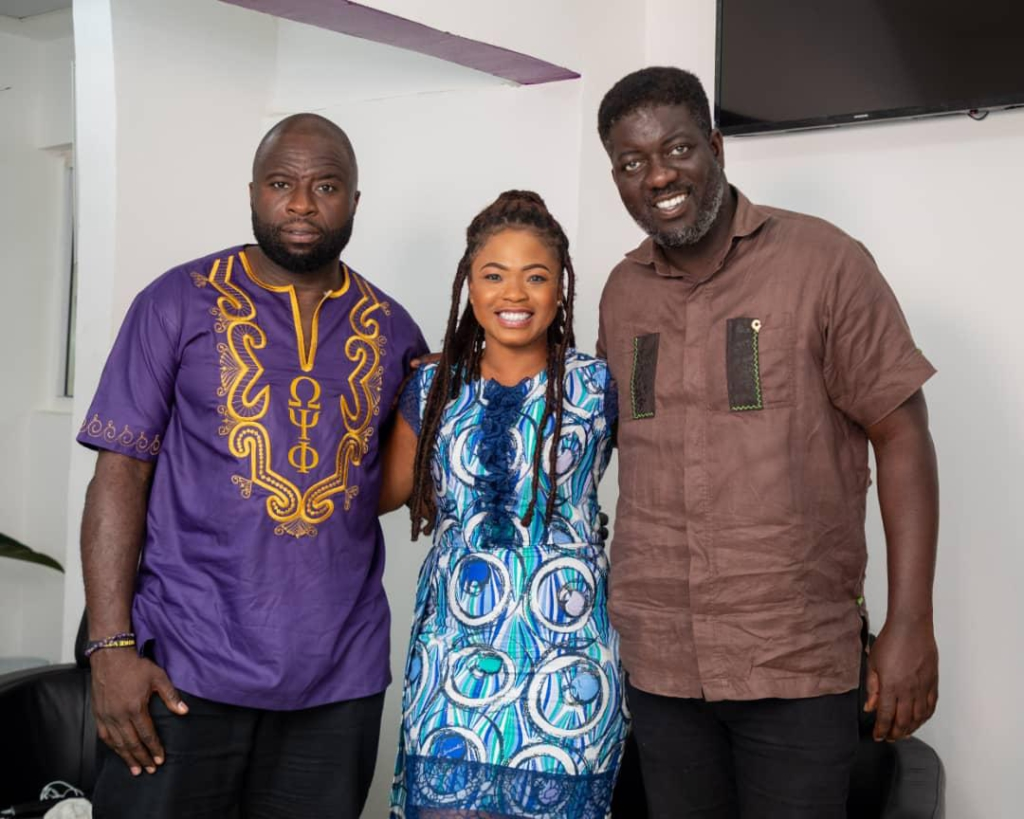 US-based Ghanaian broadcaster advises artistes to compose songs in English