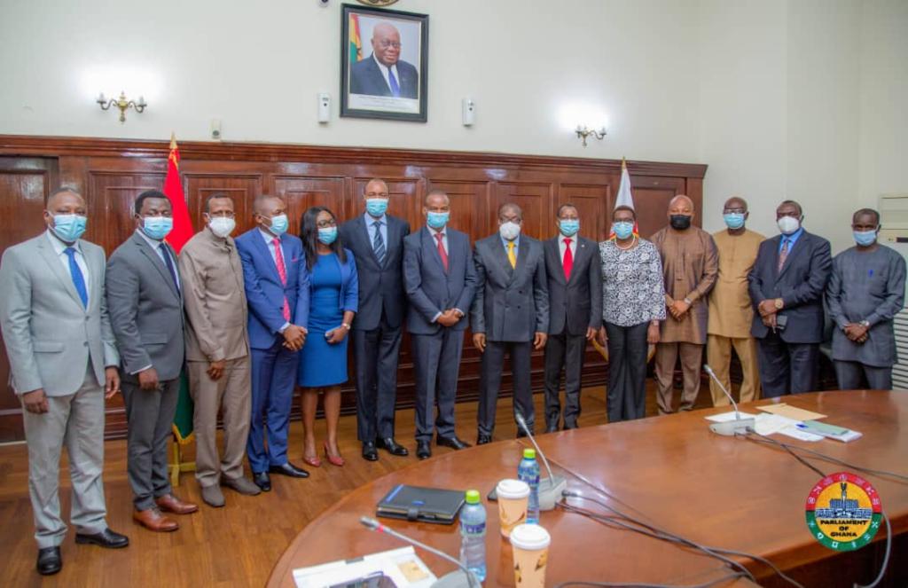 Legislators must propel development with oversight duties - Bagbin