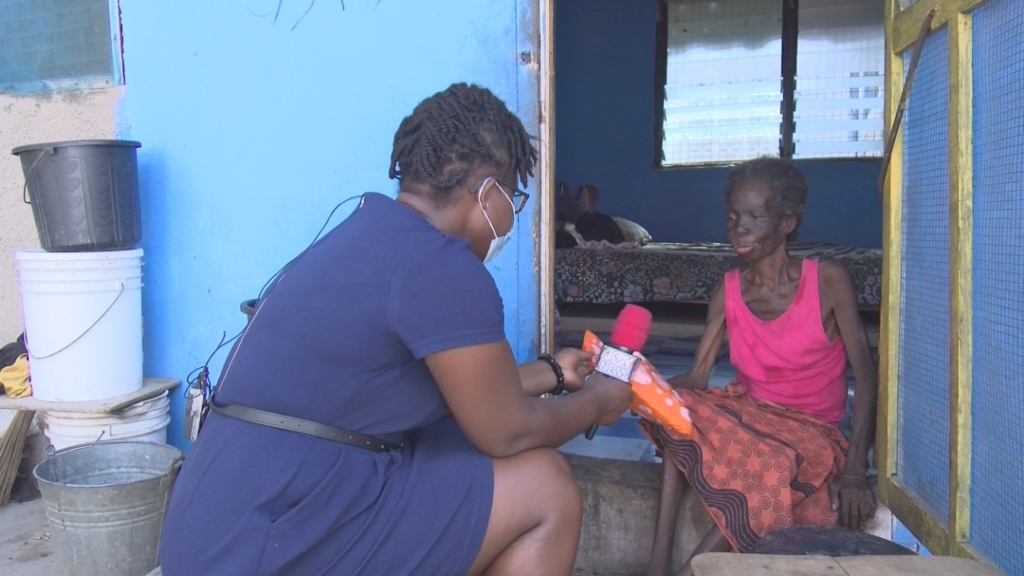 My soul will now be at peace when I die - Destitute woman after an outpouring of donations