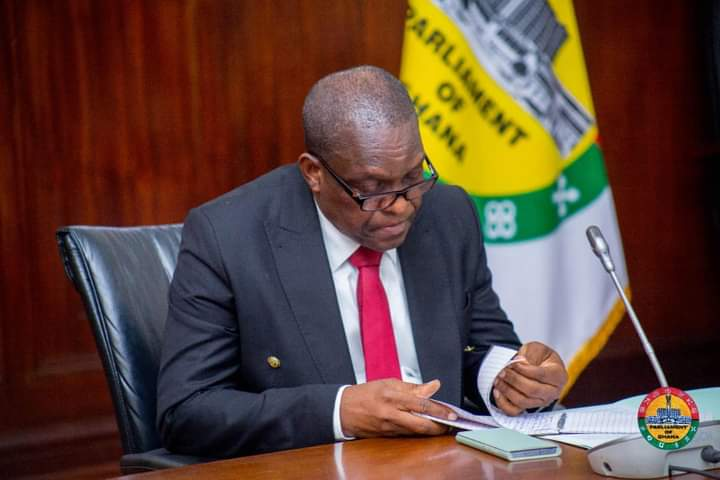 Ghana and Switzerland to transition diplomatic ties into exchanging expertise - Alban Bagbin