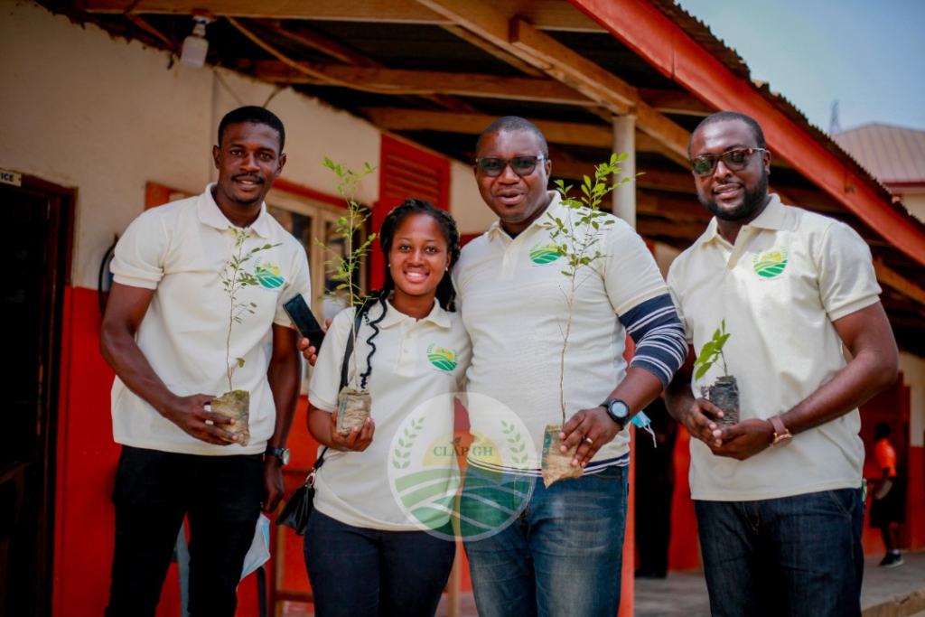 CLAP Gh advocates tree tacking to complement Ghana's Operation 5 million trees a day