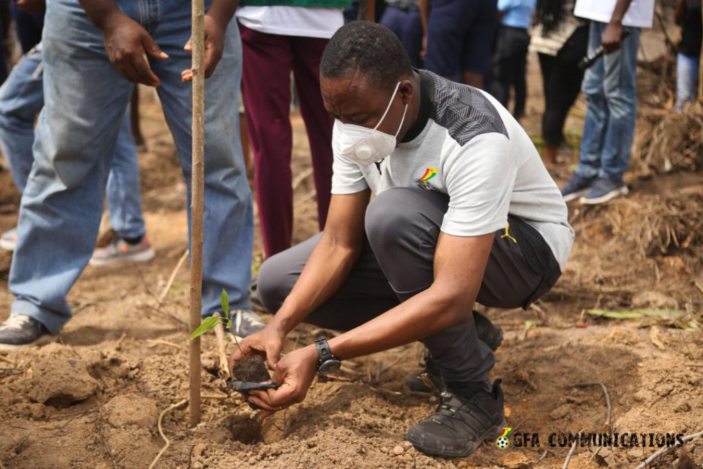 Green Ghana Project has potential to increase life expectancy and promote healthy lives – GHS Director of Health Promotion
