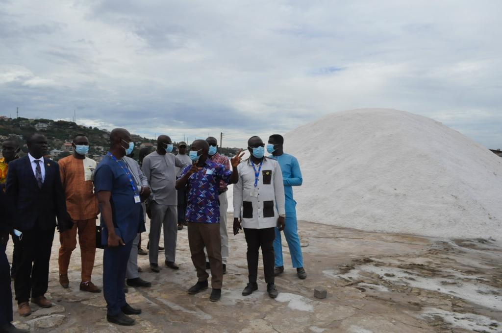 Parliament moves to ascertain claims of dust pollution against new cement factory in Weija