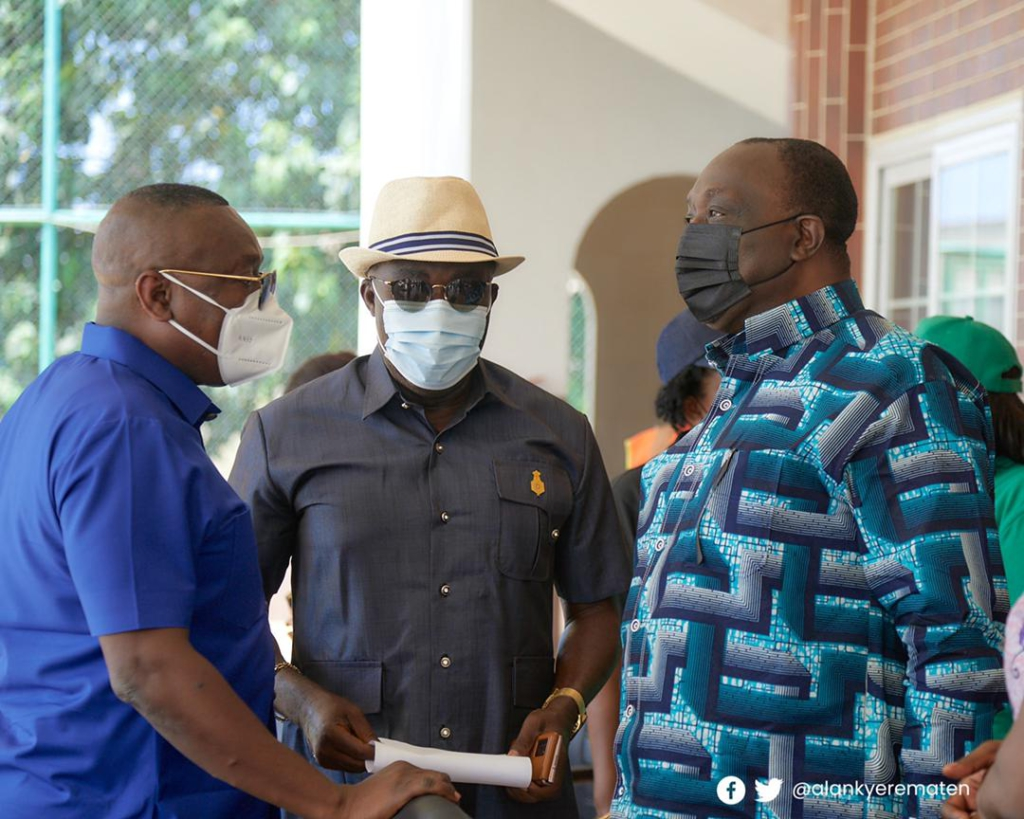 Green Ghana Project: Let's plant more to create jobs - Alan Kyerematen