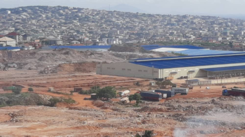 Construction work by manufacturing company causing artificial earthquakes in Bortianor - Residents
