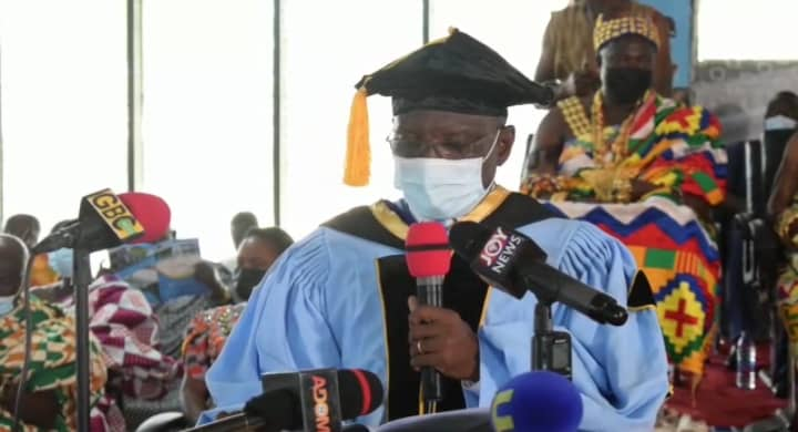 Enchi College of Education authorities bemoans infrastructural deficit
