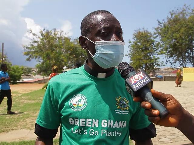 Archbishop Palmer-Buckle calls for sustenance of Green Ghana Project