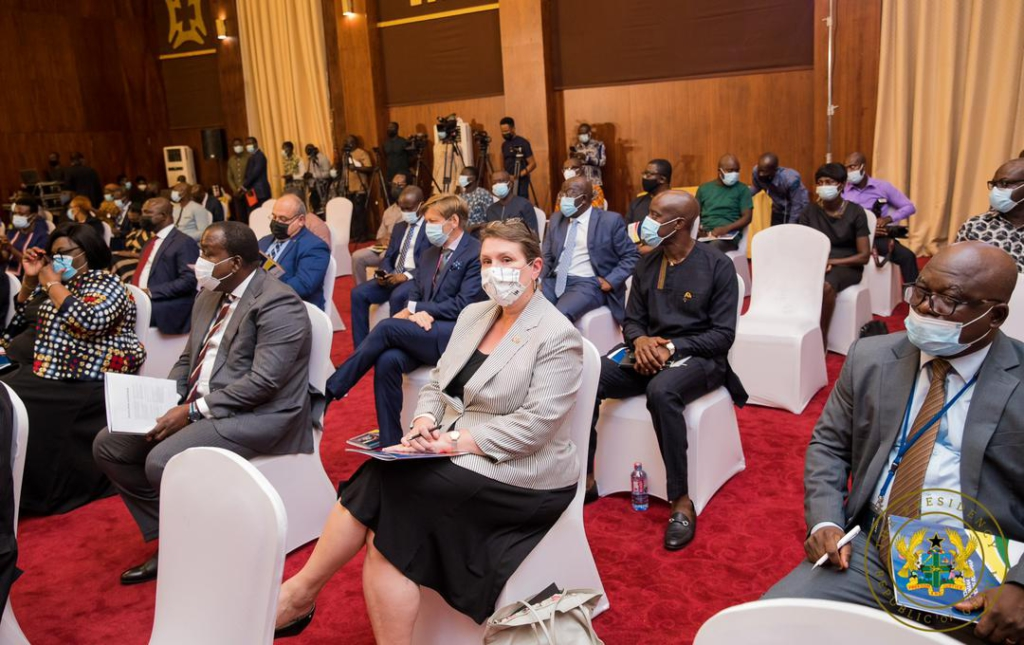 Ghana is a prime, ripe destination for doing business - Akufo-Addo to Global CEOs