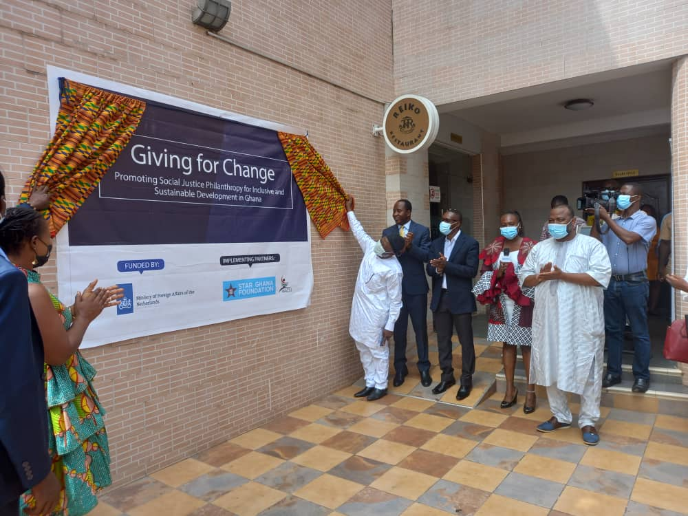 Giving For Change, way to go for social justice - Star Ghana Foundation launches philanthropy project