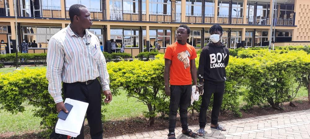 3 arrested for brandishing guns in viral social media video
