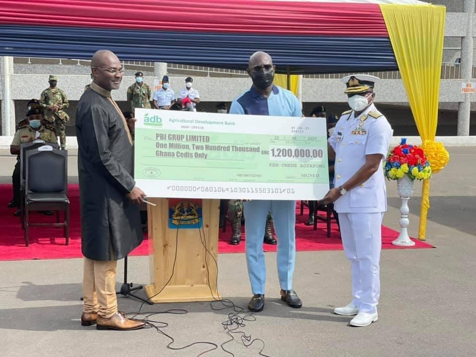 Kennedy Agyapong cuts sod to construct 80-bed cardio centre at 37 Military Hospital