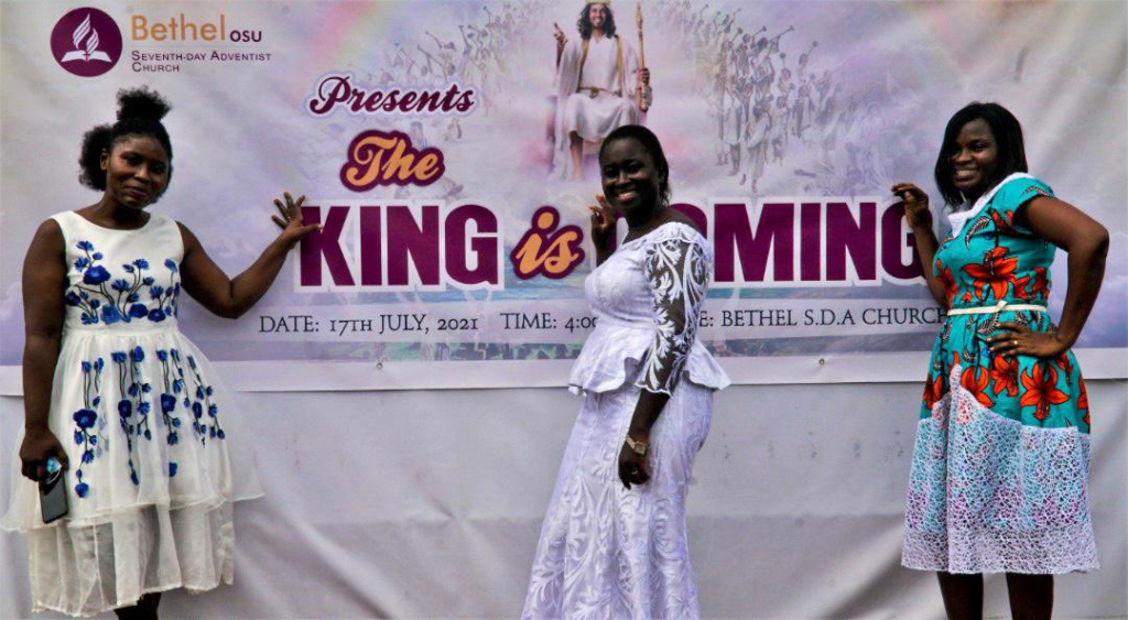 Concert dubbed 'The King is Coming' hits Accra July 17