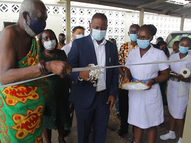 All frontline health workers have been paid their allowances - GHS