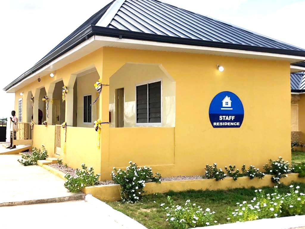 Pentecost Church Commissions Modern Clinic At Kultamise