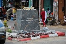 Revocation of permit to erect statue in bad faith - Family to New Juaben South Municipal Assembly