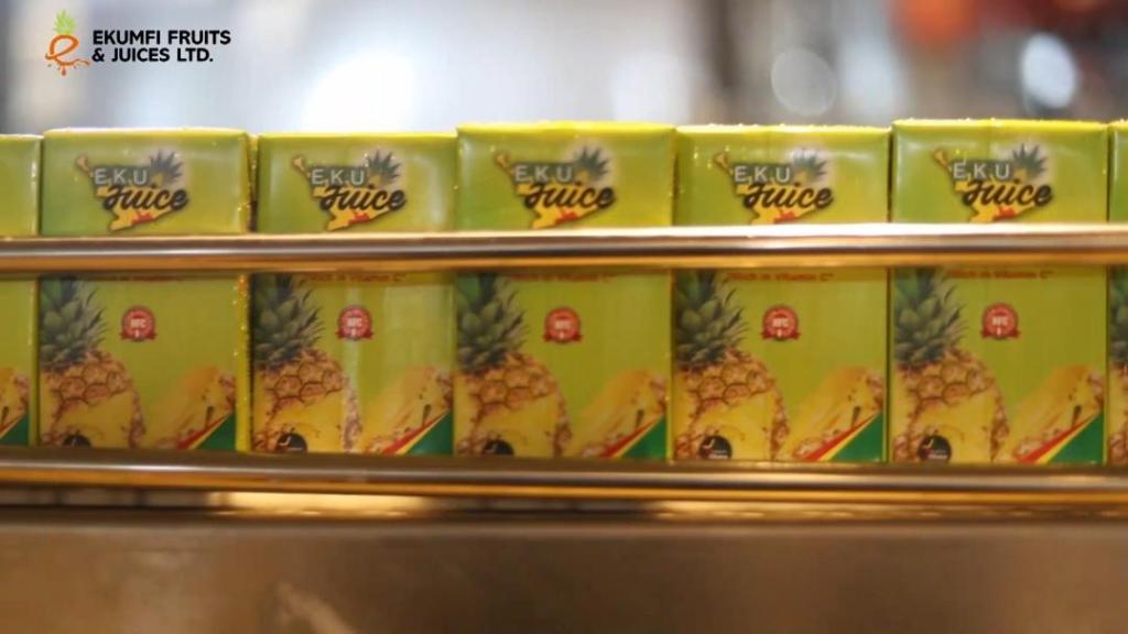 Ekumfi Juice Factory has not shutdown, drought affected our production - Management