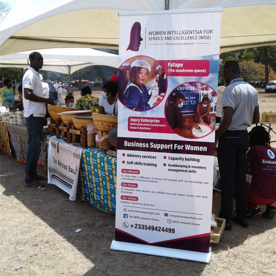 Wise Network supports the Maiden Edition of the International Mushroom, Spices Fair