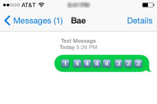 14 different ways to say 'I love you' using only emojis