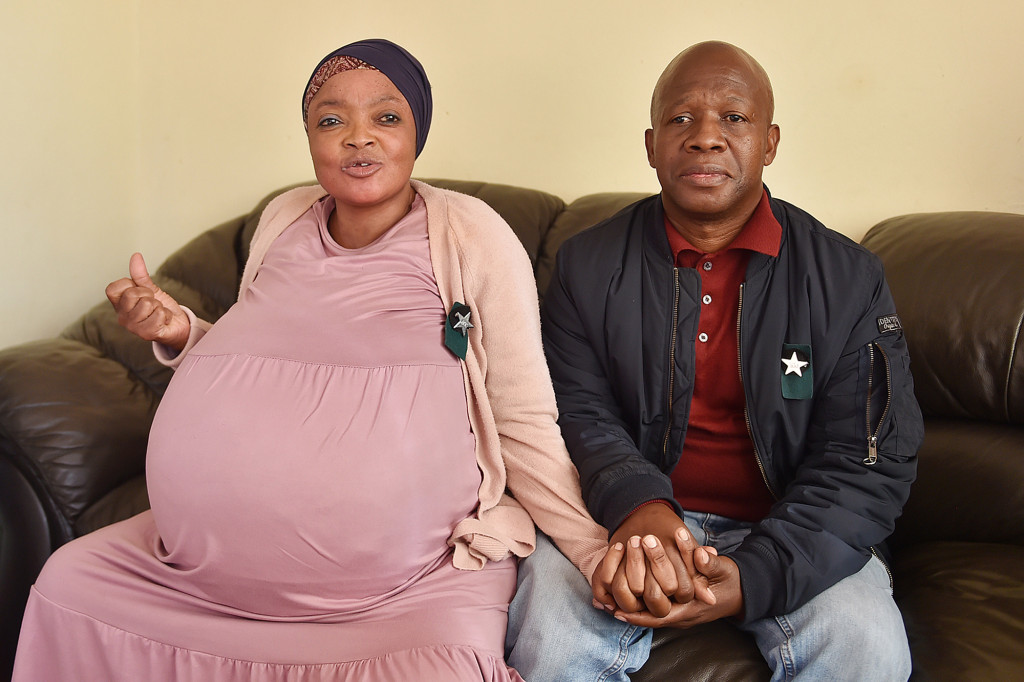 South African woman's claim of giving birth to 10 babies a hoax