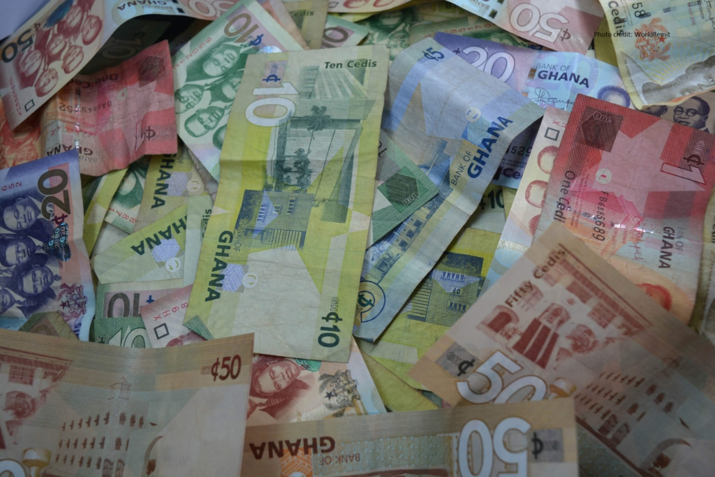 Desist from counting money with saliva - KNUST Researchers advise