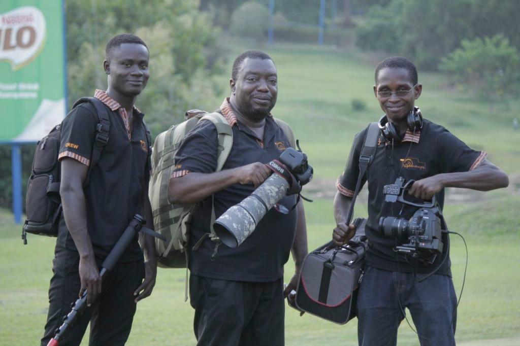 NAFTI loses senior lecturer and veteran photographer, Kwamena Aboagye