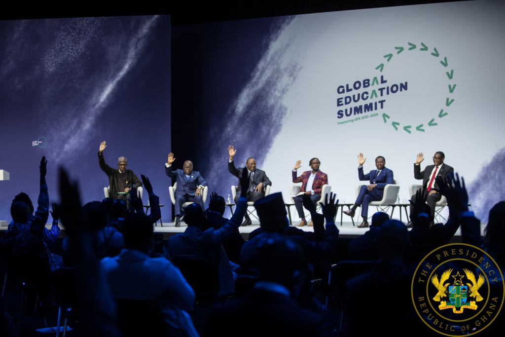 Ghana is widening access to education for all - Akufo-Addo tells world leaders
