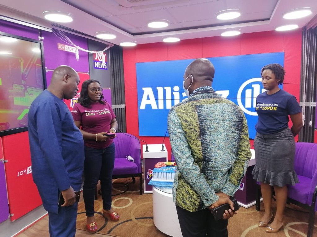 Our aggressive marketing taking shape; we're positioning our brand to become market leader - Allianz Life
