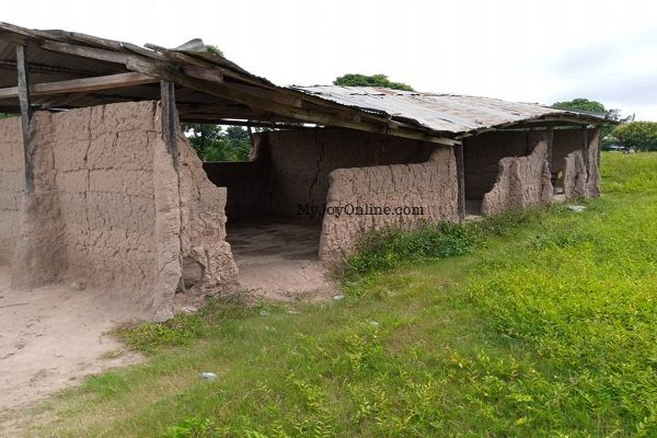 Academic work under threat at Bepotirim M/A primary school as pupils study under trees